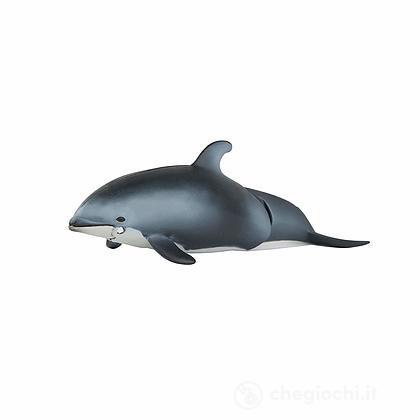 Delfino. Animale in plastica con parti snodabili (LCT16056)