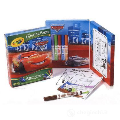 Mini pagine da colorare Cars 2