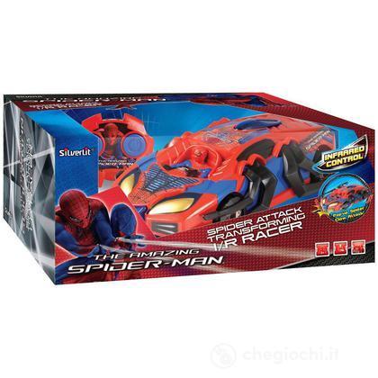 Spider-Man Auto infrarossi Artigli Estraibili