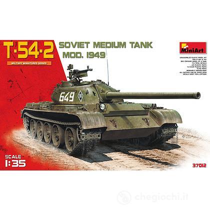 Carro armato T-54 2 Mod. 1949 1/35 (MA37012)
