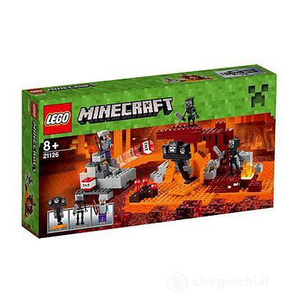 Lo Scherbero - Lego Minecraft (21126)