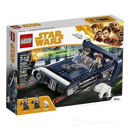 Han Solo Landspeeder - Lego Star Wars (75209)
