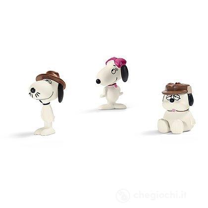 Scenery Pack Snoopy'S Siblings (22058)