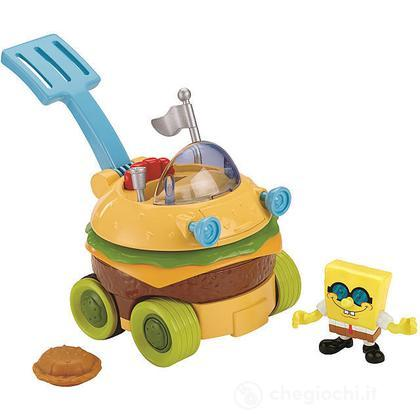 SpongeBob Patty Wagon (X4079)