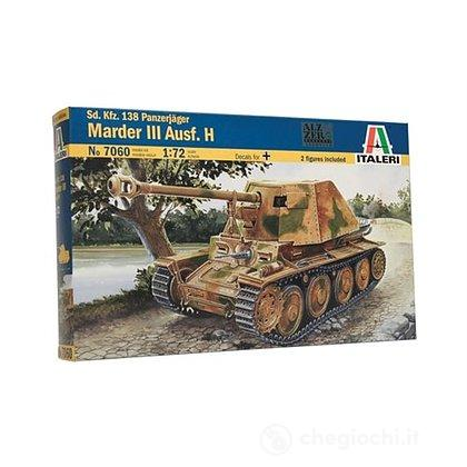 Carro armato Sd.Kfz.138 Panzerja. Mard 1/72 (IT7060)