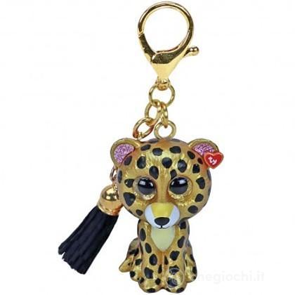 Mini boos portachiavi leopardo t25061