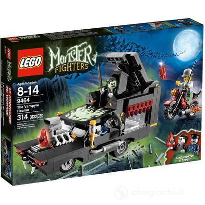 Il carro del vampiro - Lego Monster Fighters (9464)