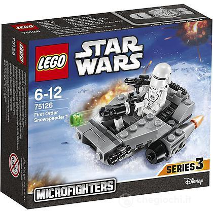 Microfighter Villain craft - Lego Star Wars (75126)