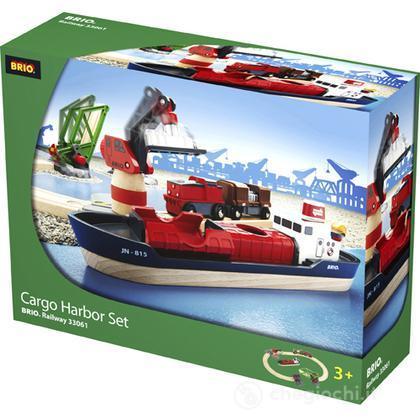 Ferrovia con porto (33061)