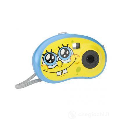 SpongeBob Macchina Fotografica
