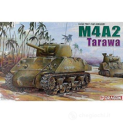 Carro armato Sherman M4 A2 Tarawa (6062D)
