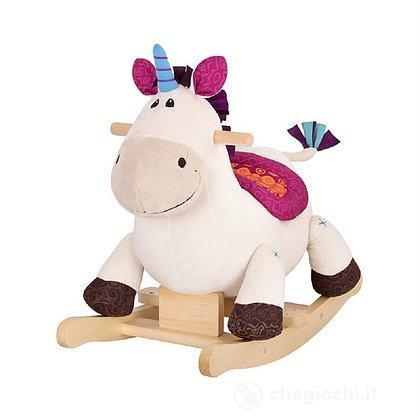 Rocking Unicorno - Cavallo a dondolo (BX1660Z)