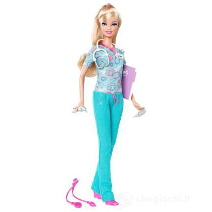 Barbie I Can Be... Infermiera (W3737)