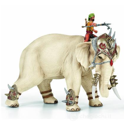 Il possente elefante da guerra corazzato (70063)