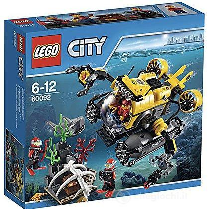Sottomarino - Lego City Deep Sea Explorers (60092)