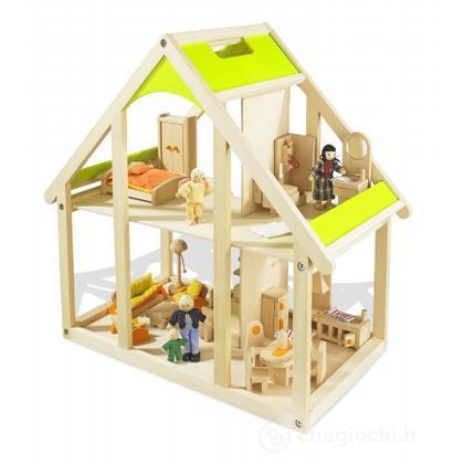 Casa dei sogni casa delle bambole e accessori hape for Planimetrie delle case dei sogni dei kentucky