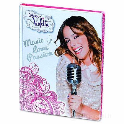 Violetta V-Diary Voice Recorder Diario con Registratore e Speaker