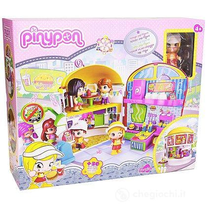Pinypon Fast food burguer (700012063)