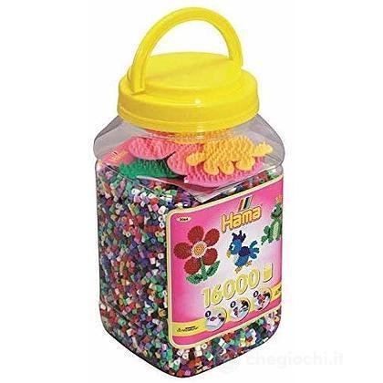 Hama Tub Set Beads e Pegboards 16.000