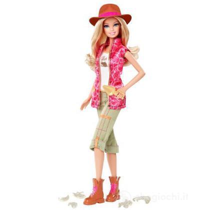 Barbie I Can Be... Paleontologa (W3738)