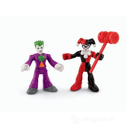 Joker Harley Quinn DC Super Friends (DRN34)