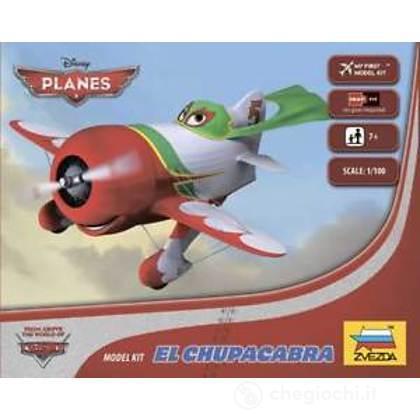 Planes El Chupacabra 1/100 (2064)