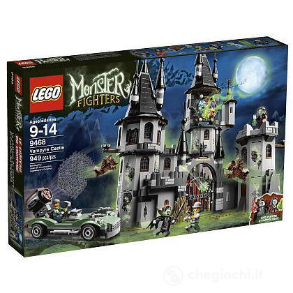 Il castello del vampiro - Lego Monster Fighters (9468)