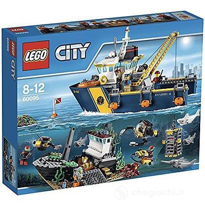 Nave per esplorazioni sottomarine - Lego City Deep Sea Explorers (60095)