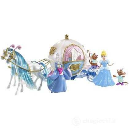 La carrozza di Cenerentola Small Dolls (R9590)