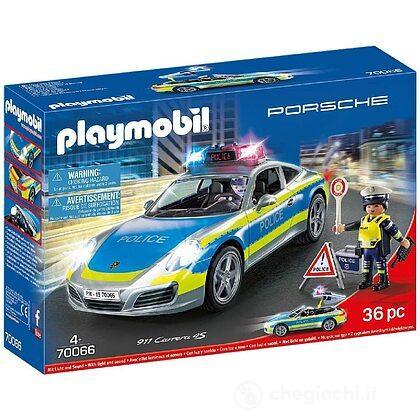 Auto Polizia Porsche 911 Carrera 4S Police (70066)