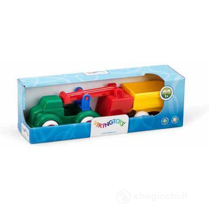 Gift boxes - Maxi scavatrice con rimorchio
