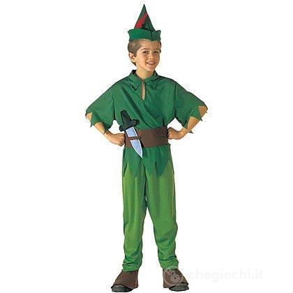 Costume Peter Pan 8-10 anni