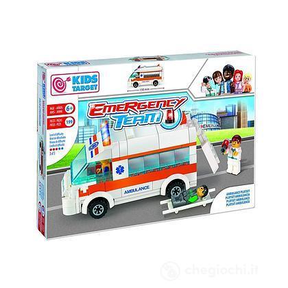 Ambulanza 199 pezzi (10067)