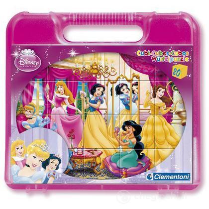 Disney Princess - Cubi 20 pz