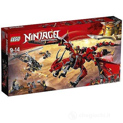 Dragone del destino - Lego Ninjago (70653)