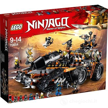 Turbo-cingolato - Lego Ninjago (70654)