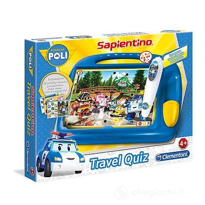 Travel Quiz Robocar Poli (16069)