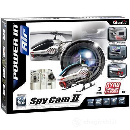 Elicottero Spy Cam Ii 2.4G con fotocamera