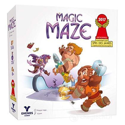 Magic Maze (GHE069)