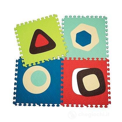 Tappeto Fancifloor multicolor (BX1449Z)