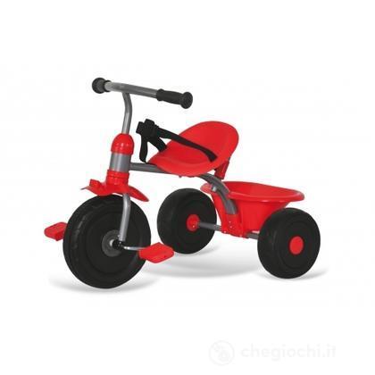 Triciclo Silver/Rosso (8070)