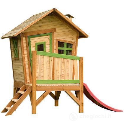 Casetta in legno Playhouse Robin