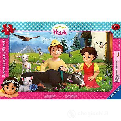 Puzzle 15 Heidi (05071)
