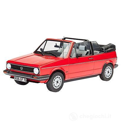 Model Set VW Golf 1 Cabrio