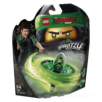 Lloyd - Maestro di Spinjitzu - Lego Ninjago (70628)