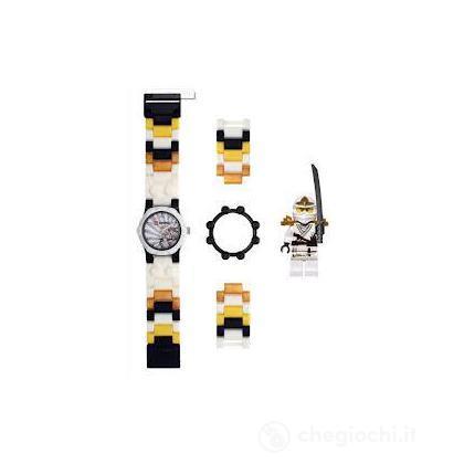 Orologio LEGO Ninjago bianco