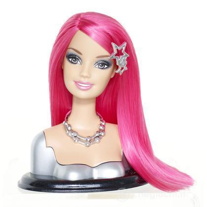 Barbie Fashionistas crea il look - Sassy (T9128)