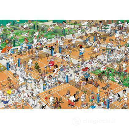 Comic 2000 Pezzi- Tennis Camp (17075)