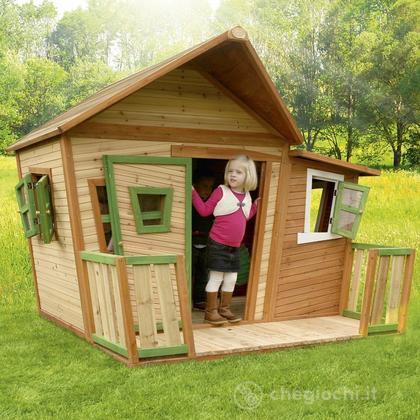 Casetta in legno Playhouse Lisa