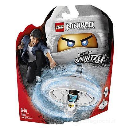 Zane - Maestro di Spinjitzu - Lego Ninjago (70636)